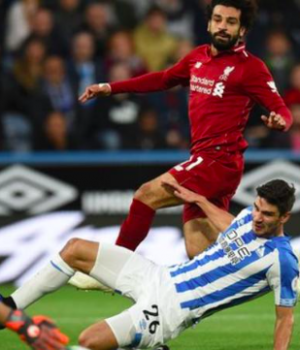 Salah had failed to score in his previous four matches for Liverpool