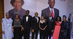 UBA top management with retired directors
