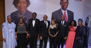 UBA top management with retired directors