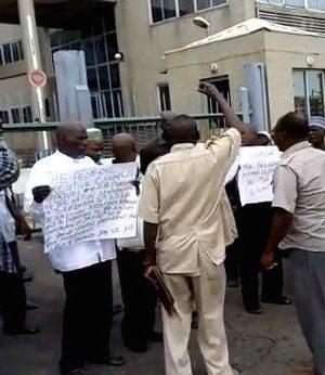 Nigeria Airways pensioners