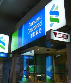 Standard Chartered Bank in China
