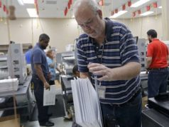 Ballots are being recounted across Florida with a deadline of Thursday