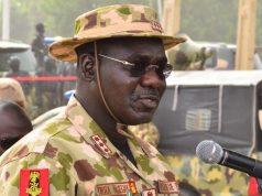Gen. Tukur Buratai, COAS