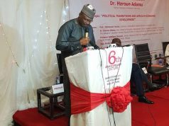 INEC chair, Prof. Yakubu Mahmood