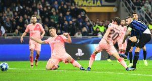 Inter Millan and Barcelona