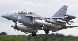 Nigeria war plane