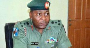 Sani-Usman returns as Army Spokesperson