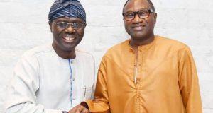 Sanwo-Olu and Otedola