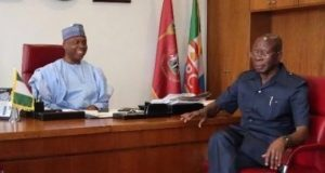 Saraki and Oshiomhole