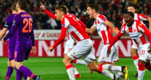 Red Star Belgrade goalscorer Milan Pavkov was one of several changes to the side who were defeated 4-0 at Anfield in October
