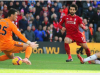 Salah's sixth Premier League goal of the season set Liverpool
