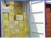 Container loads of Tramadol intercepted by Customs