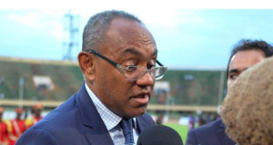 Caf president Ahmad says a new host will be determined by the end of the year