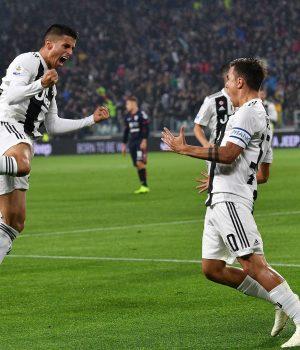 Sub-par Juve beat Cagliari