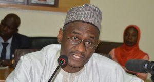 Prof. Usman Yusuf, suspended NHIS boss