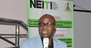Wasiri Adio, NEITI Executive Secretary