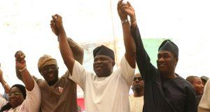 Ambode endorses Sanwo-Olu