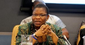 Dr. Obiageli Ezekwesili of Allied Congress Party of Nigeria, ACPN
