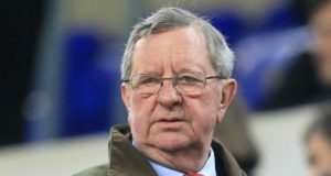Former Arsenal chairman, Peter Hill-Wood