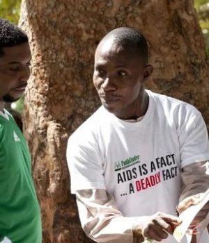 HIV:AIDS advocacy