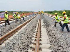 Lagos-Ibadan standard gauge rail line