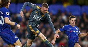 Leicester stun Chelsea at Stamford Bridge