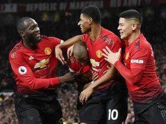 Man United crush Fulham 4-1