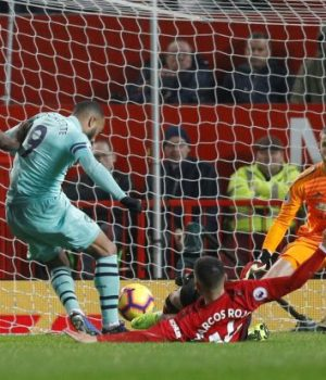 Man United vrs Arsenal