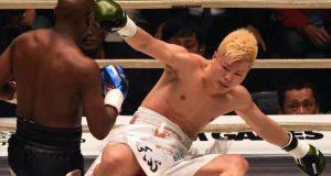 Mayyeather beats Tenshin Nasukawa in TKO