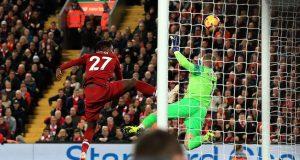 Origi stuns Everton