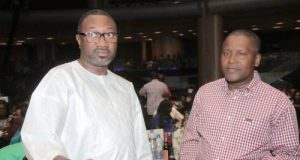 Otedola and Dangote
