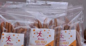 Packaged Kulikuli like this