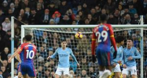 Psalace stun Man City