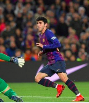 Carles Alena sealed the win on his fifth substitute appearance in La Liga