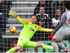 Salah fires three past Bournemouth keeper