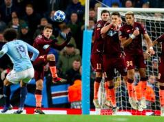 Sane double flicks helps Man City