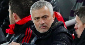 Mourinho has left United on the back of a bruising 3-1 defeat at Liverpool