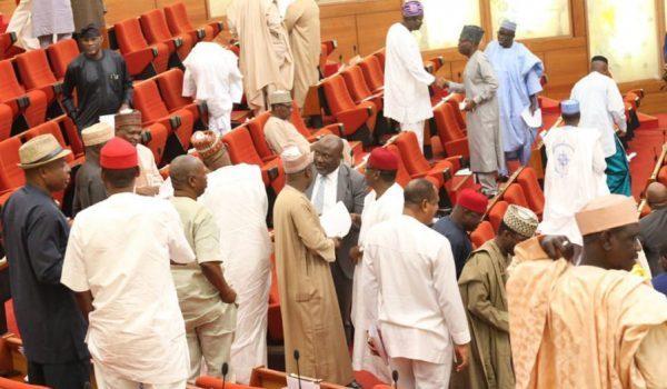 Senate turns rowdy over EFCC board confirmation
