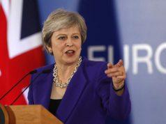 Theresa May, UK PM