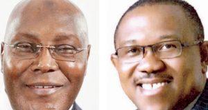 Abubakar Atiku and Peter Obi