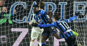 Atalanta bundled Juventus out of Copa Italia