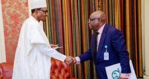 Buhari and Onnoghen