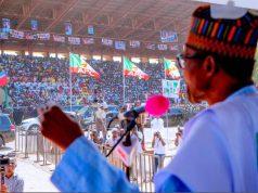 Buhari campaigns in Sokoto