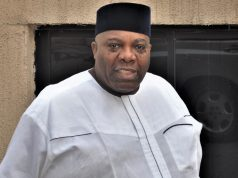 Doyin Okupe in Court