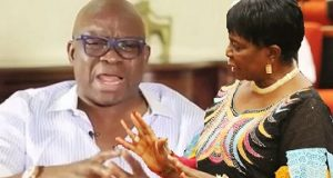 Fayose and Sen. Olujimi