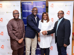 FirstBank Microsoft 4Afrika partner