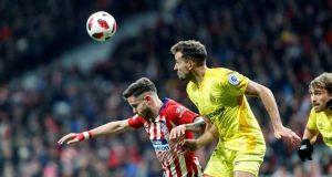 Girona shock Athletic Madrid