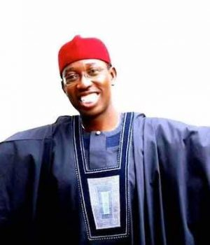 Governor Ifeanyi Okowa of Delta-State
