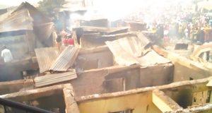 Scene of the Ibadan mayhem