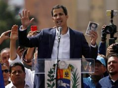 Juan Guaido, declared winner in Venezuela poll